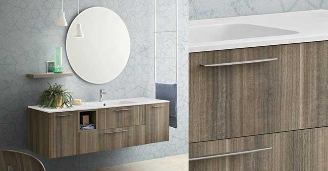 bagno minimalista 3 - Rifare Casa