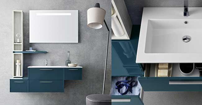 Come scegliere il colore del bagno con cerasa rifare casa - Rifare il bagno del camper ...