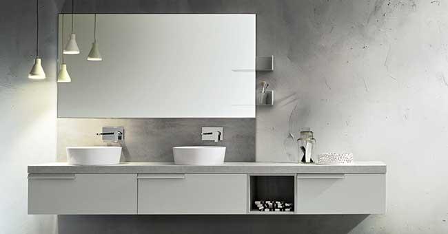 Come scegliere il colore del bagno con cerasa rifare casa - Come abbellire il bagno ...