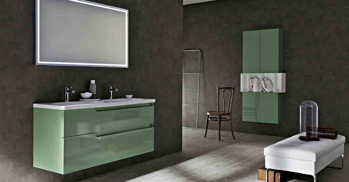 Come scegliere il colore del bagno con Cerasa - Rifare Casa