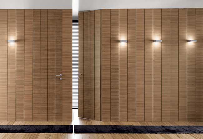 Doghe In Legno Per Pareti : Rivestimento pareti in legno tendenze e soluzioni rifare casa