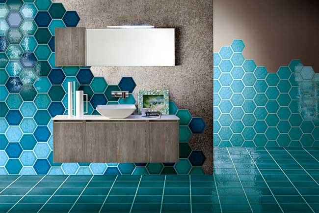 Ceramiche di vietri foto design mag con pavimenti con disegni