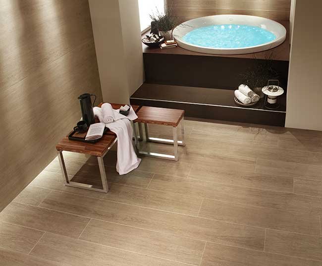 Piastrelle bagno in ceramica moderne e alternative rifare casa - Piastrelle 3 mm ...