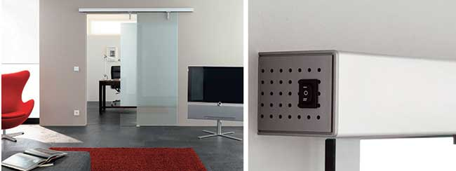 Porte scorrevoli esterno muro comando rifare casa - Porte scorrevoli esterno muro prezzi ...