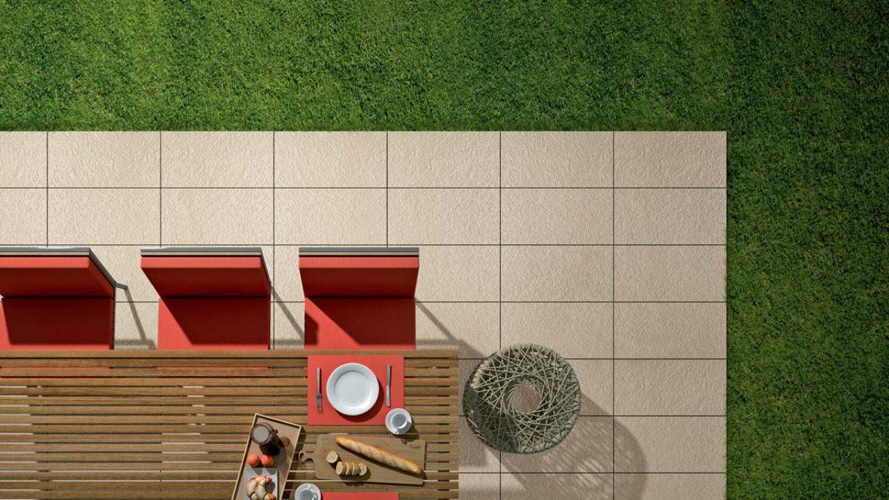 Posa Pavimento A Secco Giardino pavimenti per esterni | tipi di posa e scelta materiali