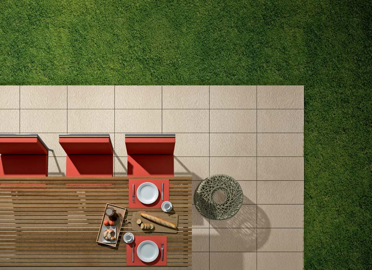 Pavimenti per esterni tipi di posa e scelta materiali - Tipi di posa piastrelle ...