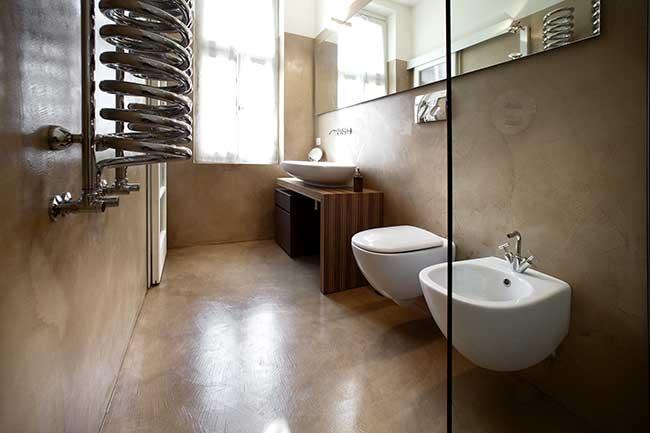 Rivestimenti bagno come sceglierli rifare casa - Rivestimenti bagno resina ...