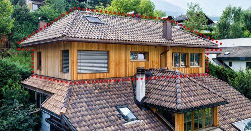 Camera da letto con bagno e cabina armadi rifare casa - Ampliamento casa costi ...