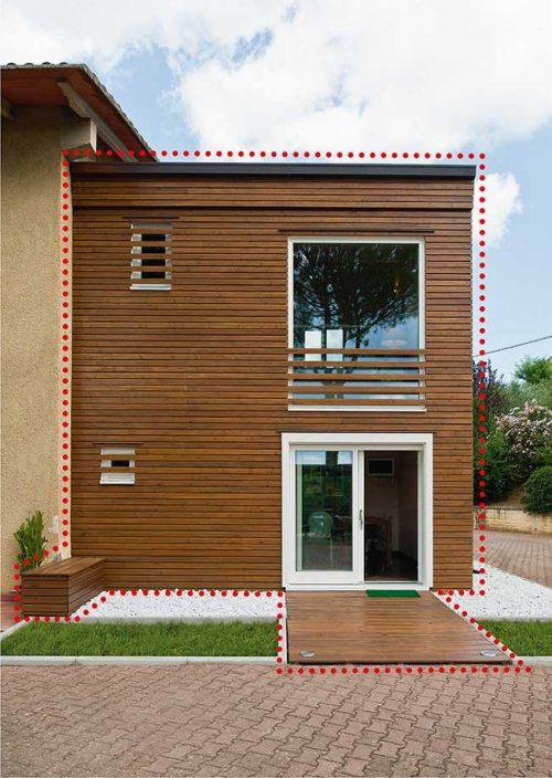 Ampliamento casa e sopraelevazioni con soluzioni in legno rifare casa - Ampliamento casa ...