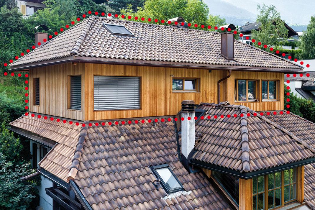 Ampliamento casa e sopraelevazioni con soluzioni in legno rifare casa - Ampliamento casa con veranda ...
