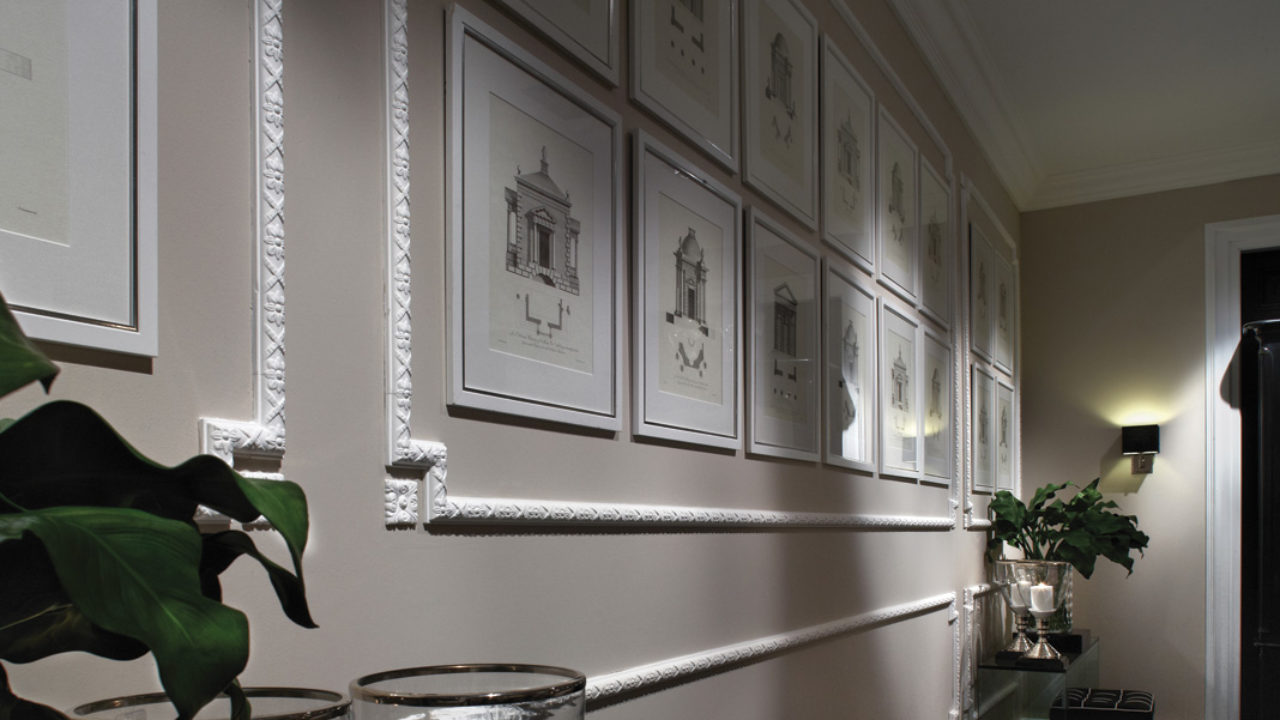 Come Dipingere Le Pareti Di Una Scala Interna boiserie | come valorizzare le pareti, idee e soluzioni