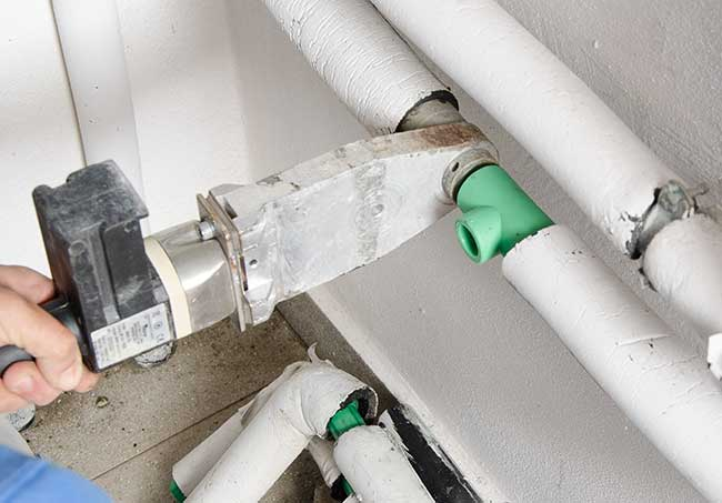 Caldaia a condensazione funzionamento installazione - Condensa in casa nuova costruzione ...