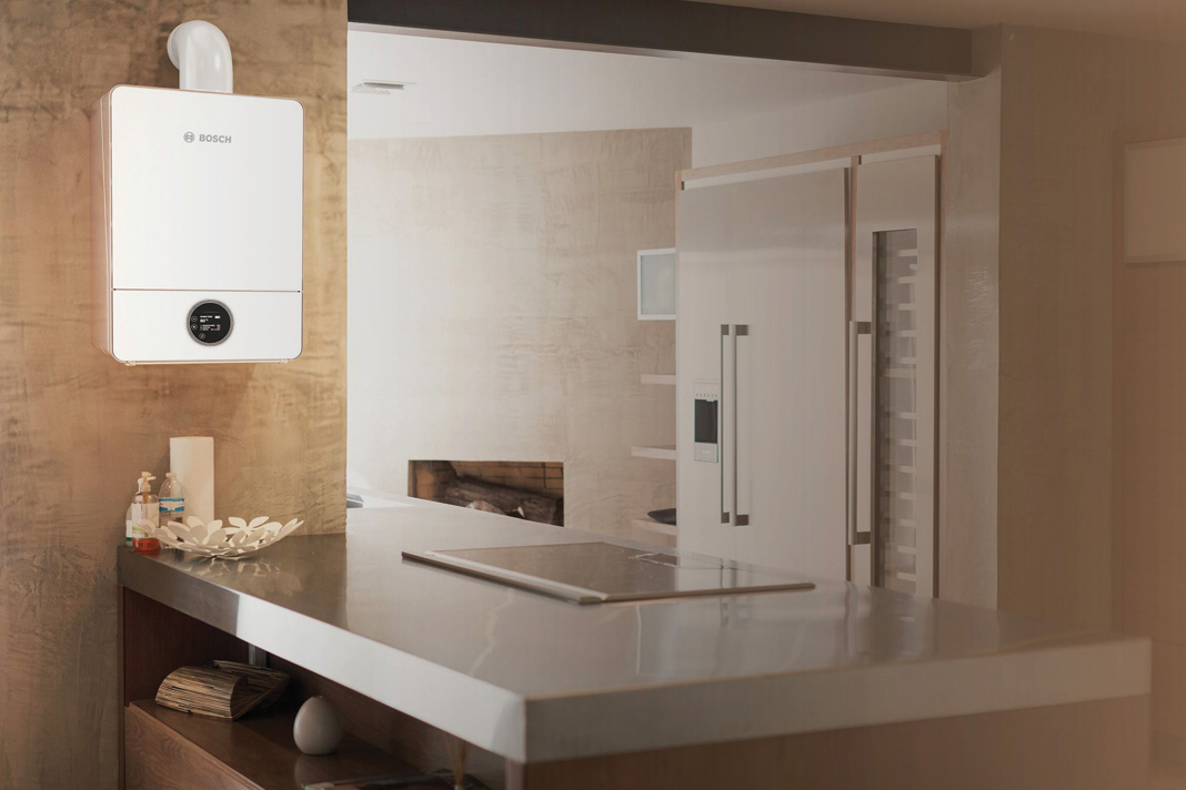 Caldaia a condensazione funzionamento installazione - Scarico fumi cucina ...