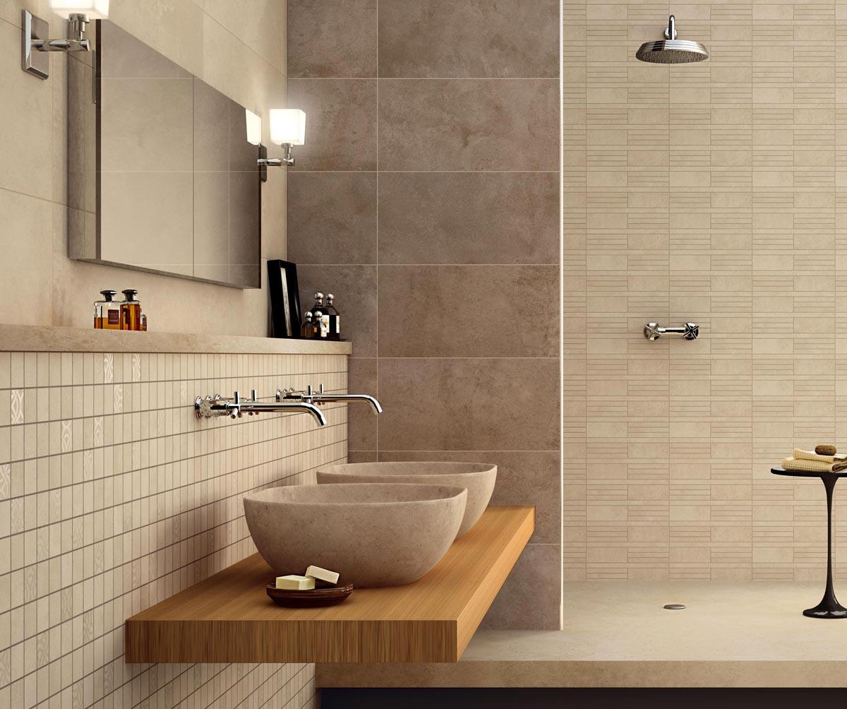 Cartongesso in bagno le migliori soluzioni rifare casa - Deumidificatore bagno parete ...