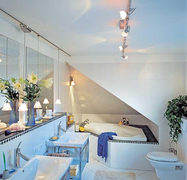 Cartongesso in bagno le migliori soluzioni rifare casa - Archi in cucina ...