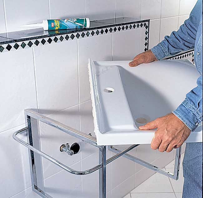Cartongesso in bagno 7 rifare casa - Cartongesso in bagno ...