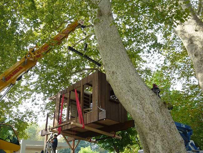 Casa sull 39 albero progetto tipologie e costi rifare casa - Casa sull albero progetto ...