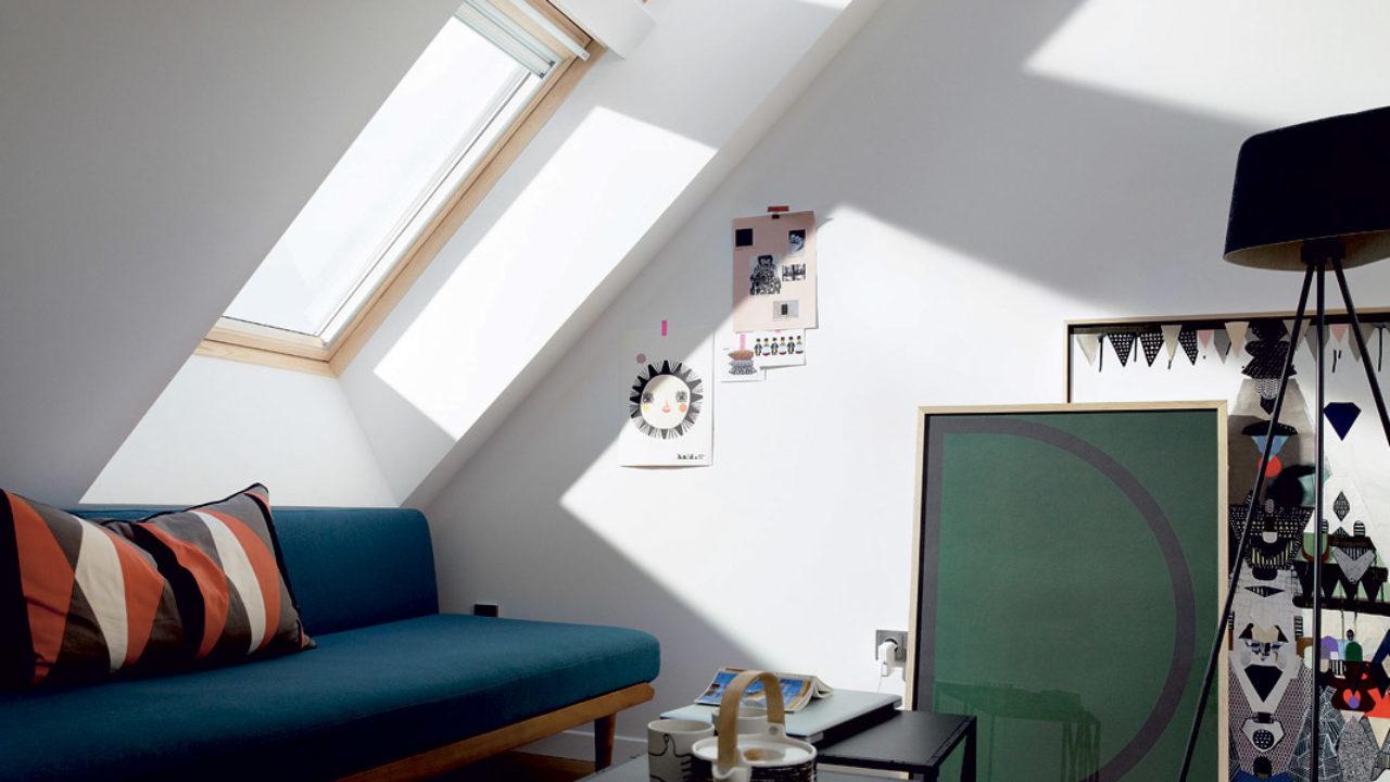Da Luce Alla Soffitta illuminazione mansarda | installazione finestre sottotetto
