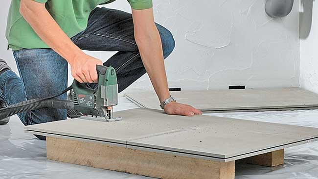 Beton wood sistemi per pavimenti