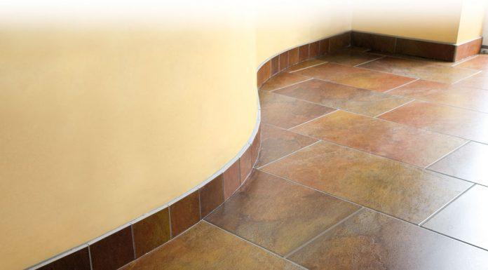 pareti curve di cartongesso
