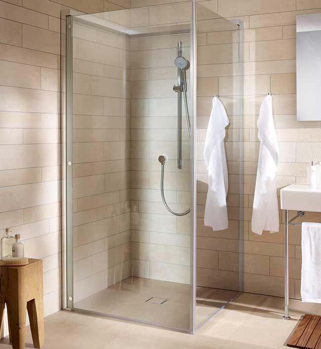 Box doccia a scomparsa caratteristiche e prezzi rifare - Box doccia a filo pavimento ...