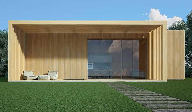 Casette piccole in legno tutte le caratteristiche delle for Case piccole in legno