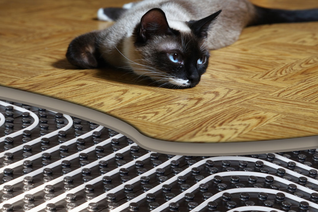 Riscaldamento a pavimento radiante tutti i vantaggi rifare casa
