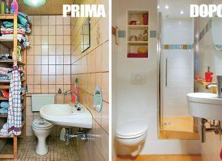 Ristrutturare il bagno novit e soluzioni rifare casa - Bagno piccolissimo soluzioni ...