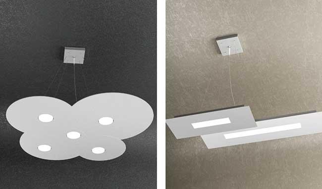 Puntoitalia illuminazione lampadario sospensione soffitto arkita
