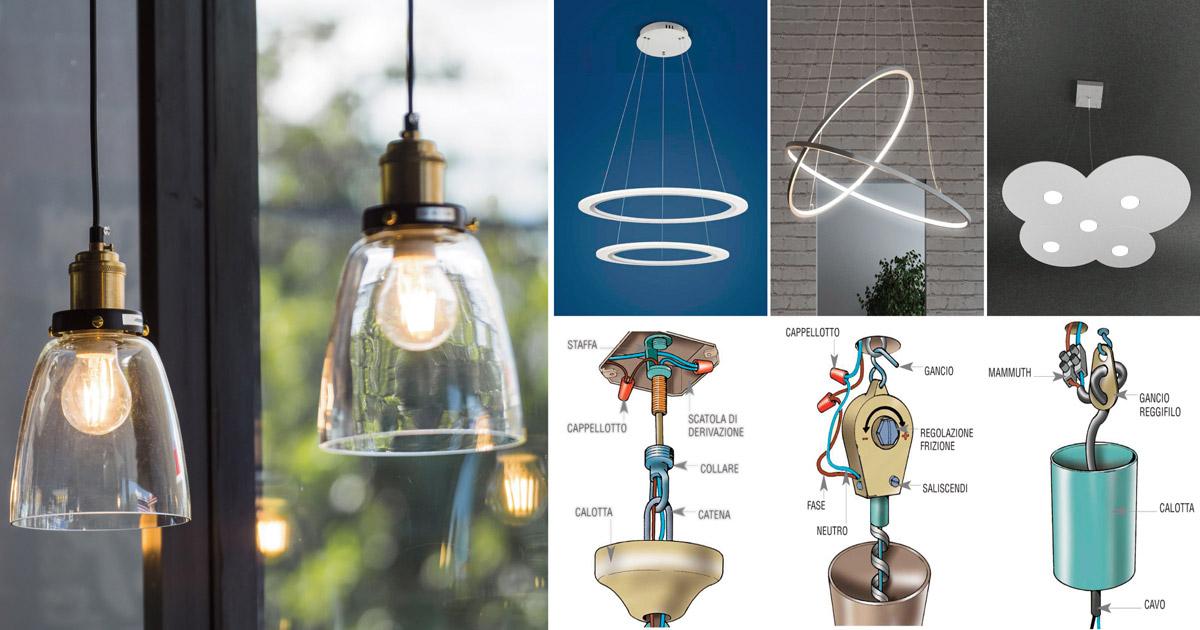 Lampadari moderni una grande scelta rifare casa - Lampadari per bagni moderni ...