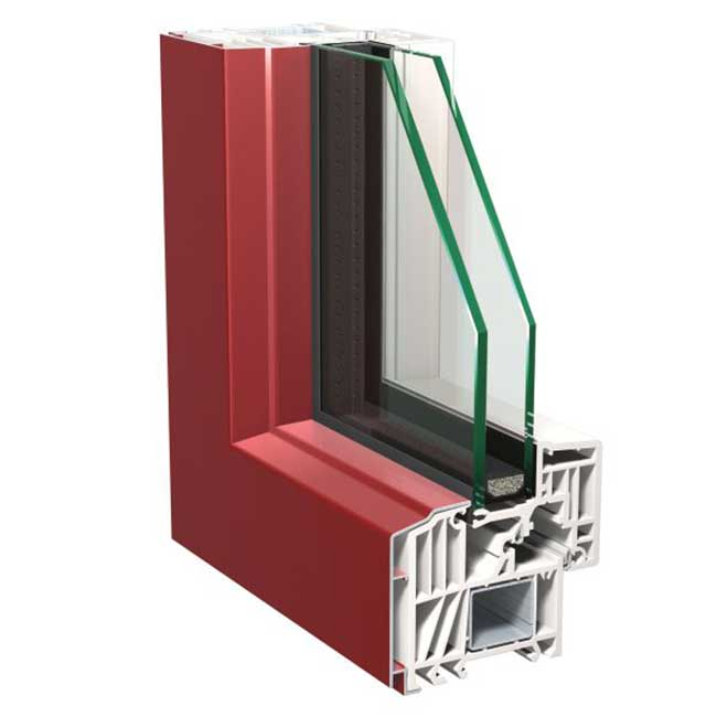 Finestre moderne tipologie sistemi di apertura for Costo serramenti pvc