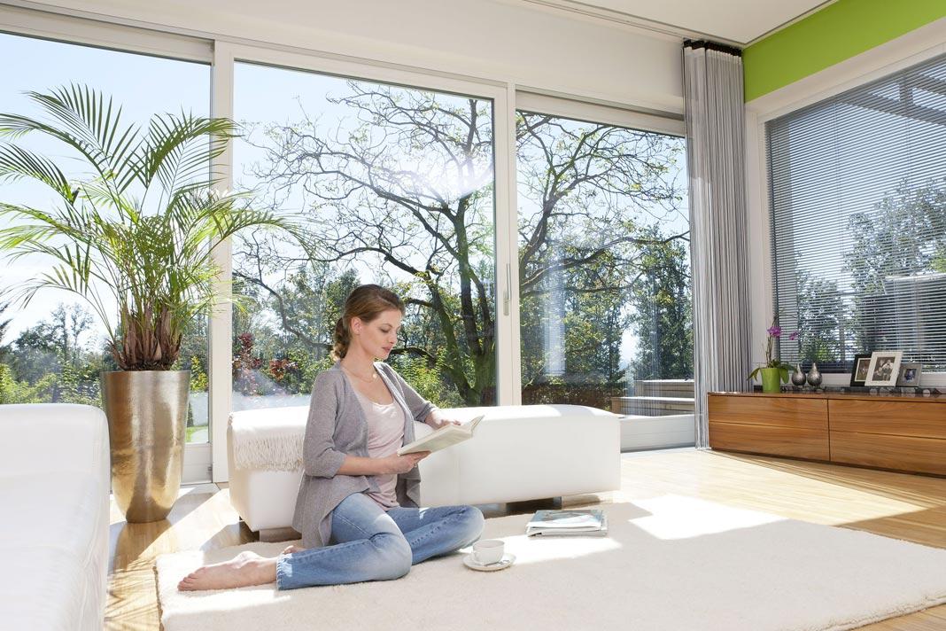 Finestre moderne tipologie sistemi di apertura materiali e prezzi - Controtelaio finestra prezzo ...