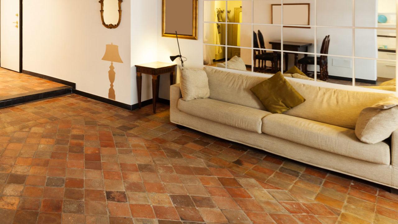 Idee Per Pavimenti Taverna pavimenti in cotto interni ed esterni | tipi e manutenzione