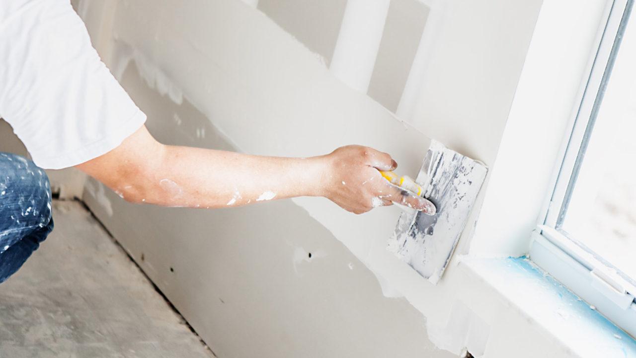 Pittura Granulosa Per Cartongesso come stuccare cartongesso a regola d'arte e rasare alla