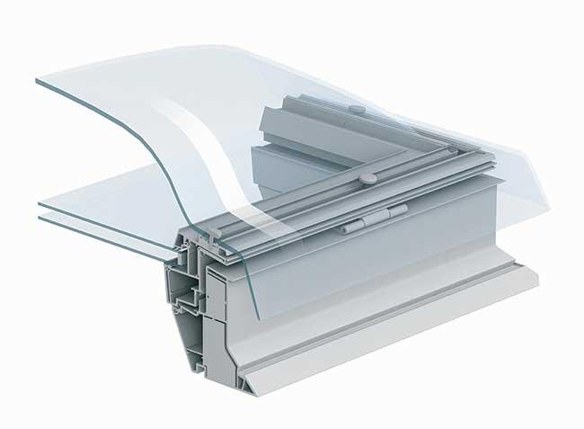 Lucernario tetto e botole con scale tipologie e utilizzi for Lucernario prezzo