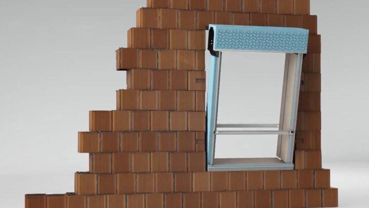 Isolare Acusticamente Una Finestra monoblocco finestra alpac | cosa è e come si installa