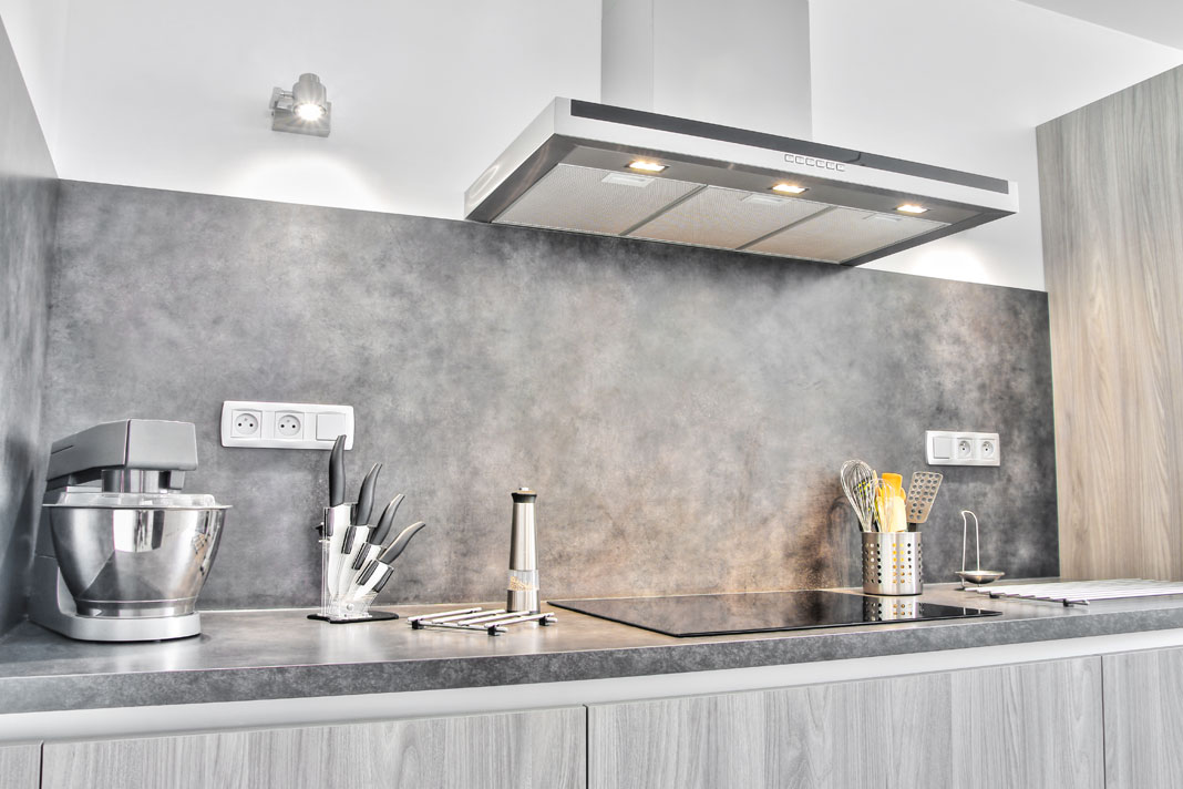 Stunning cappa cucina senza canna fumaria contemporary for Housse aspirante