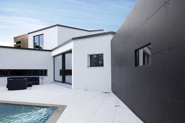Rivestimenti in alluminio per esterni e tetti perché sceglierli