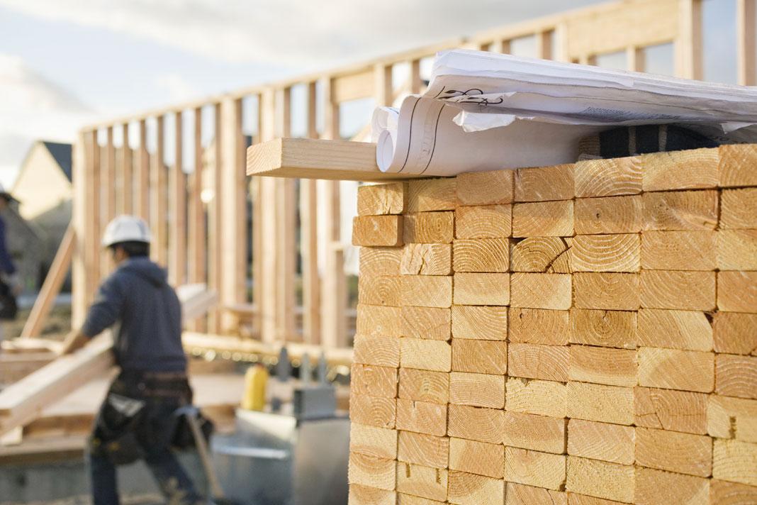 Come eseguire una sopraelevazione in legno leggera e rapida