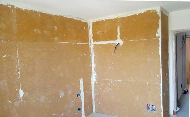 Coibentazione interna vantaggi e realizzazione - Coibentazione parete interna ...