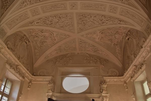 A torino torna in vita la cappella del castello del for Internorm a torino