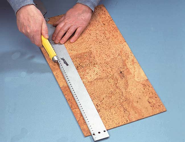 Pannelli sughero come applicarli a parete e pavimento rifare casa