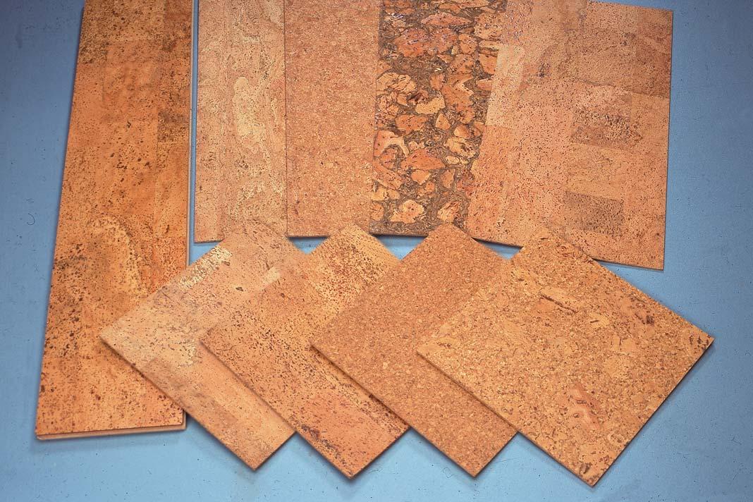Pannelli sughero come applicarli a parete e pavimento for Pannelli sughero brico