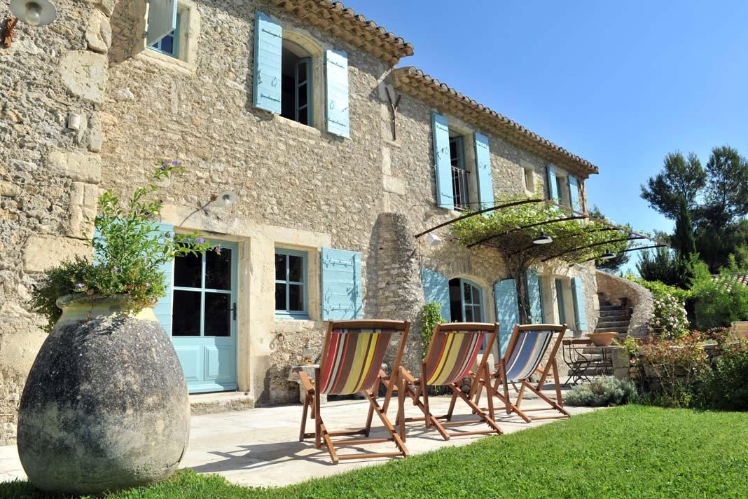 Stile provenzale ristrutturare un cottage in provenza for Stile a casa canada
