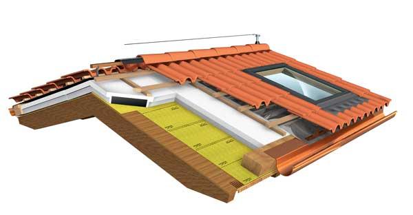 Mansarda ristrutturazione di un sottotetto abitabile - Isolare tetto dall interno ...