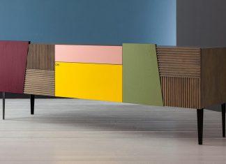 mobili legno design