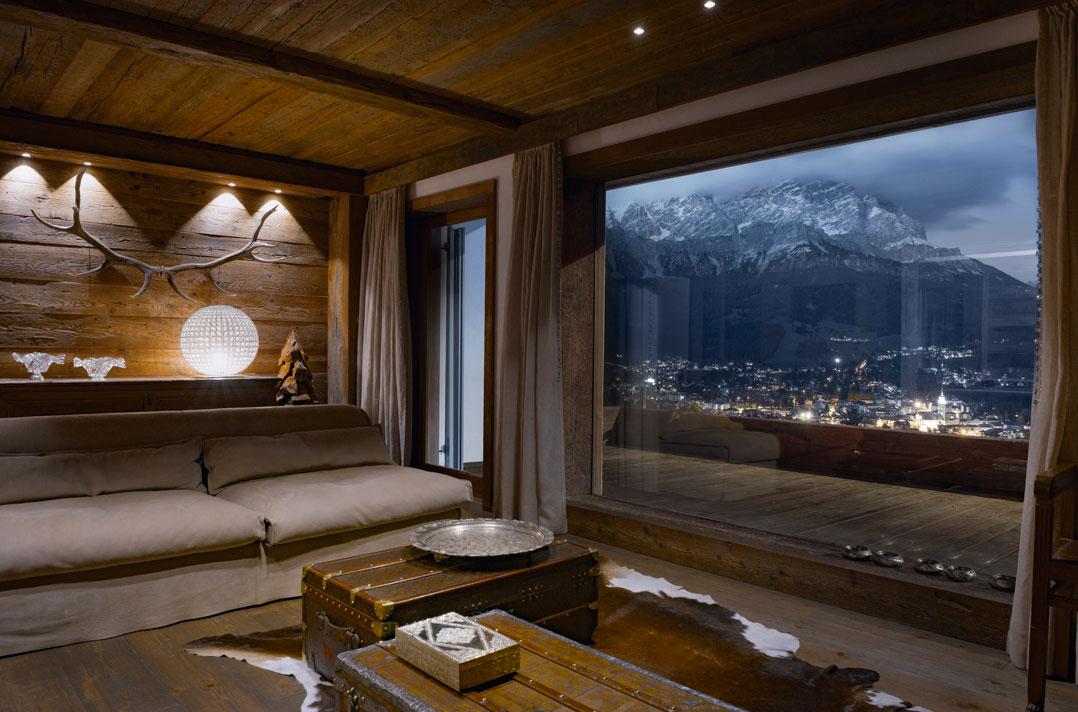 Appartamento a cortina vivere tra legno e design