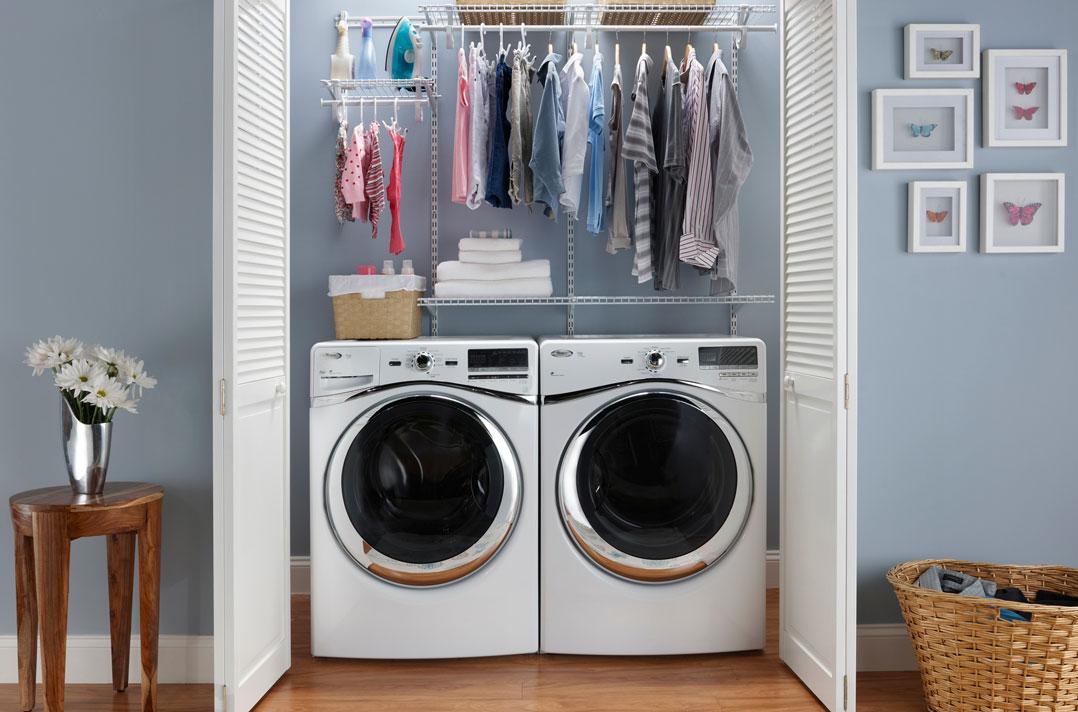 Lavanderia in casa come arredare idee e soluzioni - Accessori lavanderia casa ...