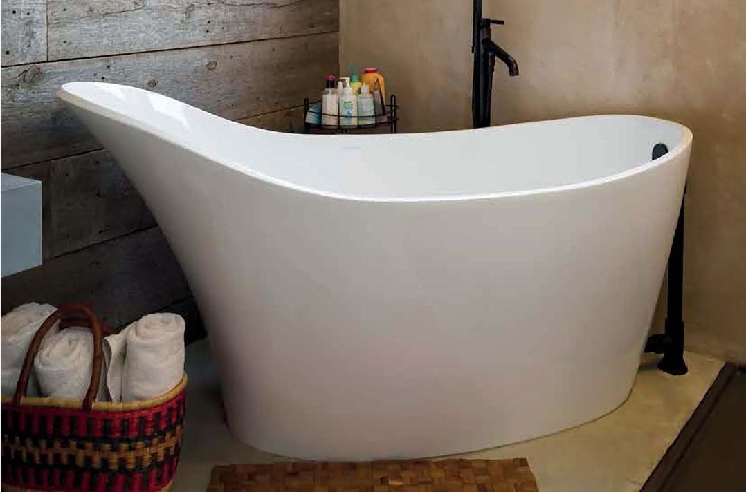 Vasca da bagno piccola misure e soluzioni - Riparazione vasca da bagno ...