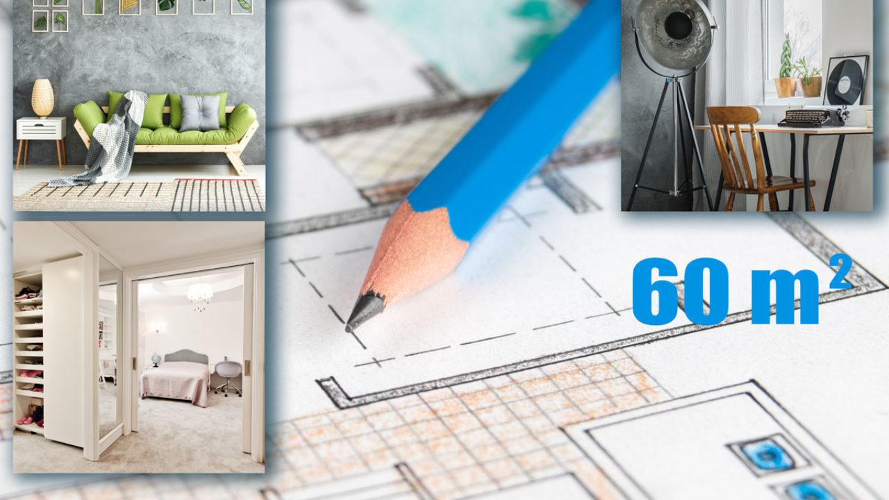 Casa 80 Mq Pianta progetto casa 60 metri quadri - rifare casa